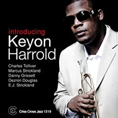 Keyon Harrold Introducing Keyon Harrold cover