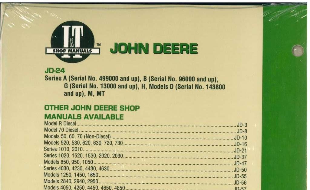 Unstyled John Deere B Wiring Diagram