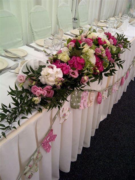 White vase coral flowers wedding reception   Wedding