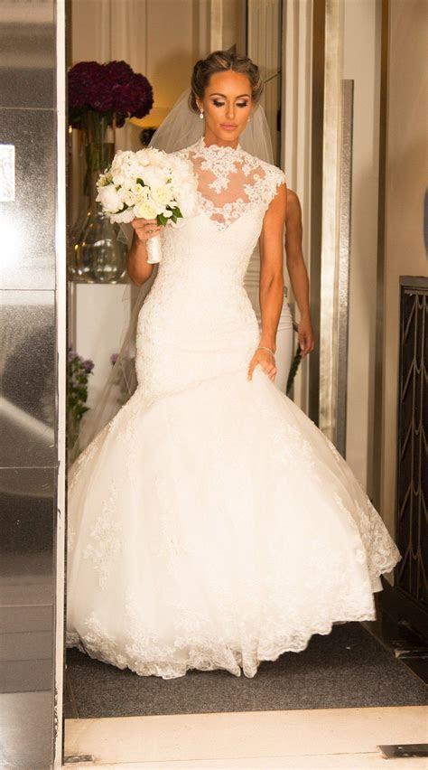 Tom Cleverley marries TOWIE star Georgina Dorsett   makeup