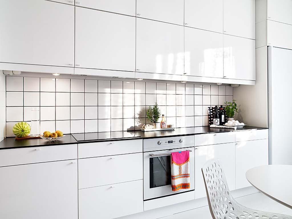 modern white kitchen designs 2016