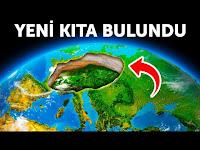Dünya'da Yeni Bir Kıta Var Ama Saklanıyor - OLUMLU BAK