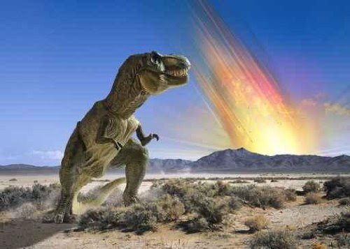 New Study Finds that Single Impact Killed Dinosaurs