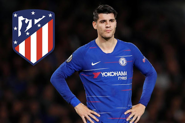 1eddae485 Google News - Atletico Madrid fans chant against Morata signing ...