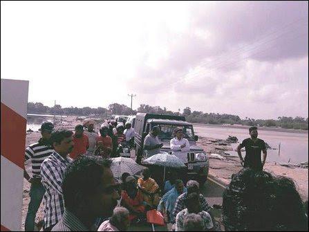 Vadduvaakal protest