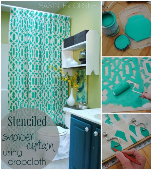How To Change The Décor Of Your Bathroom With A Simple DIY ...