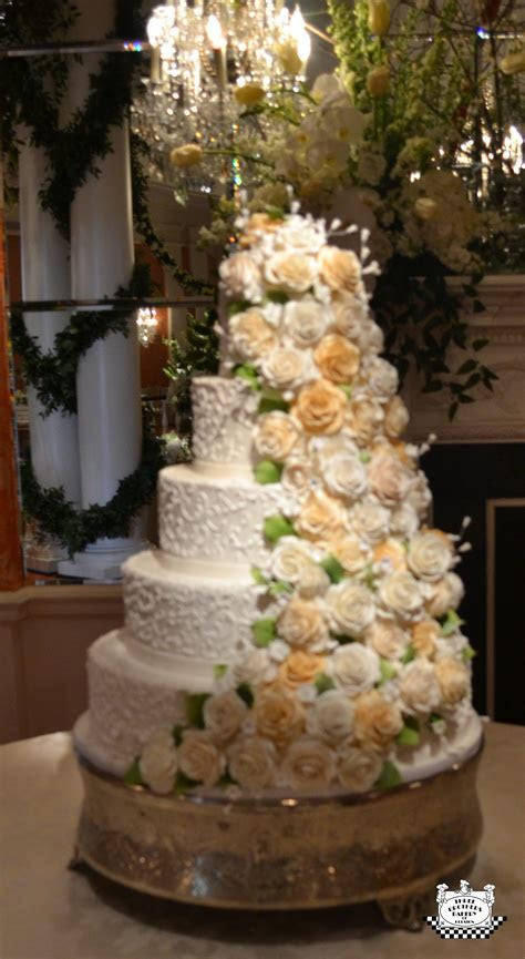 Three Brothers Bakery   Blog » Wedding Cake Trends 2012