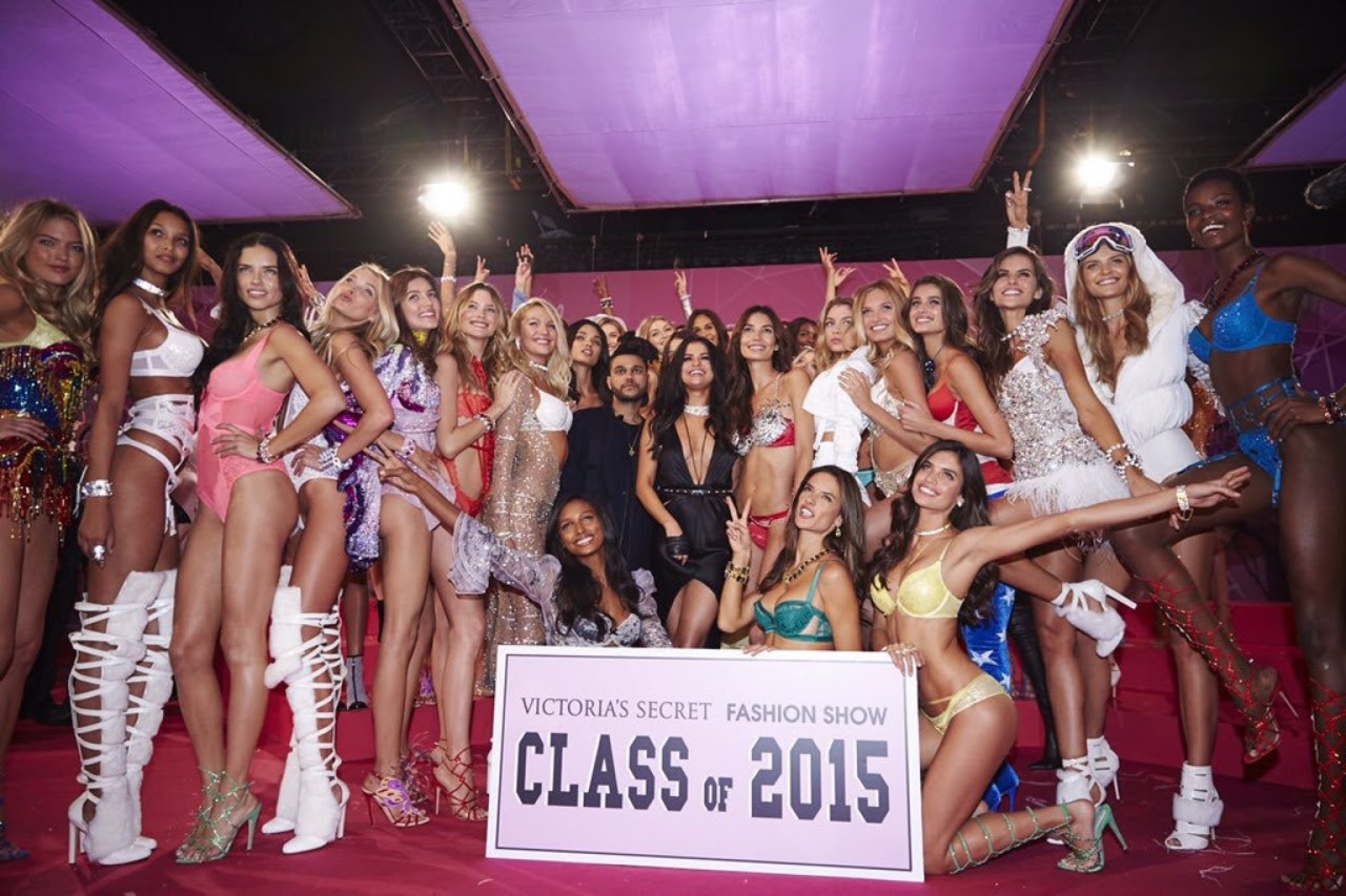 VICTORIA'S SECRET FASHION SHOW 2015: Review in 5 steps