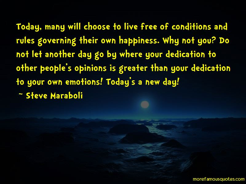 Today I Choose Happiness Quotes Top 6 Quotes About Today I Choose