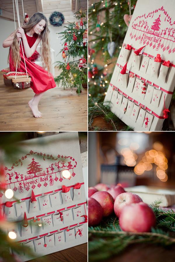 Advent Calendar - Le Noel des Lutines (Petits Points)