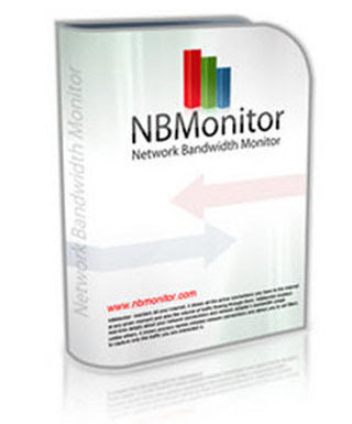 Nsasoft NBMonitor Network Bandwidth Monitor 1.4.3.0