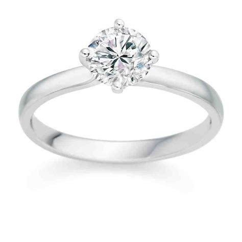 White Gold Diamond Engagement Rings Cheap   Wedding and