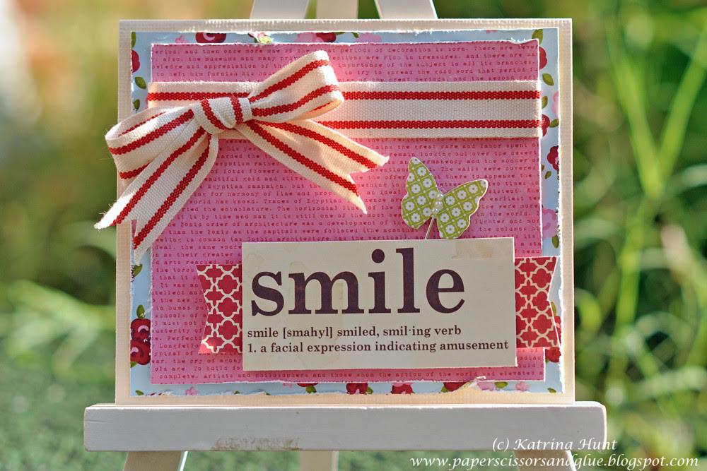 Smile {smahyl} Card