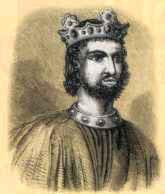 ST CANUTE., King of Denmark