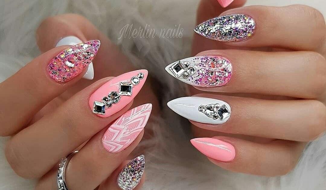 Candy Glitter - 012 - 5g | Nails, Farebné UV Gély