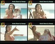 Soraia Chaves no anuncio da Vodafone