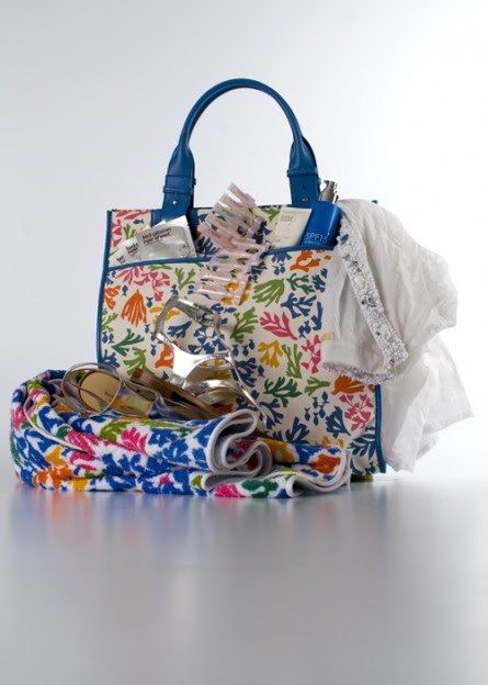a bag for St. Tropez