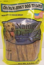 Photo Image of Nature's Deli Chicken Jerky Dog Treats