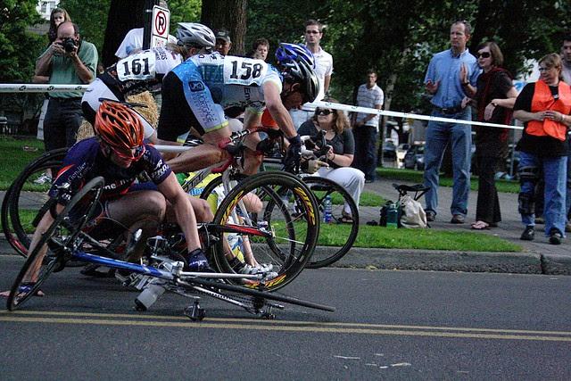 Portland Twilight Criterium 2008