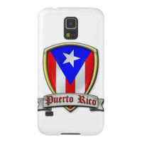 Puerto Rico - Shield2 Cases For Galaxy S5