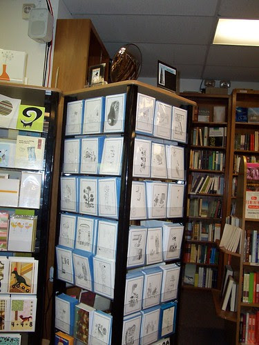 100_4991 New Yorker cards at Politics and Prose