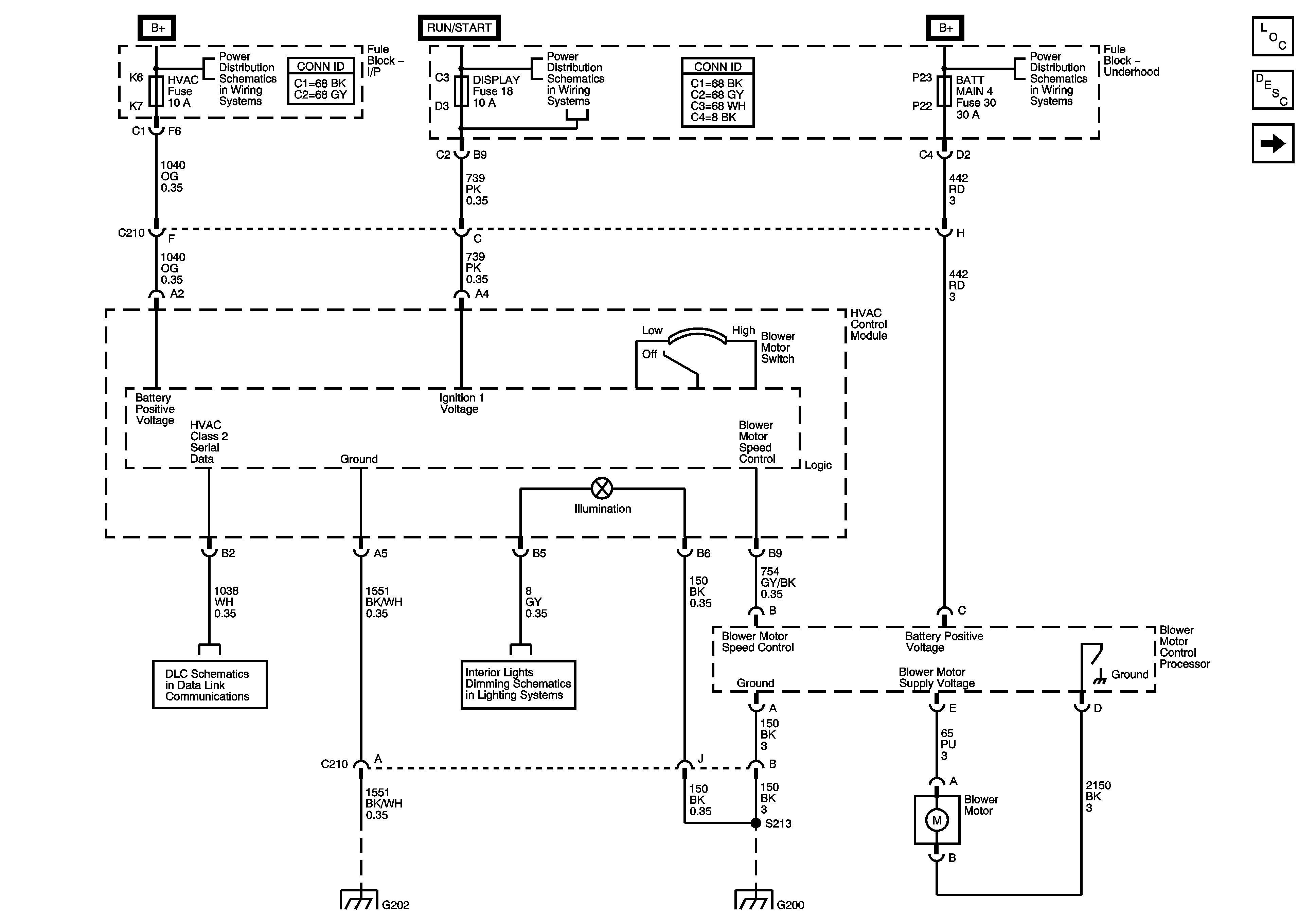 30 Hvac Blower Motor Wiring Diagram