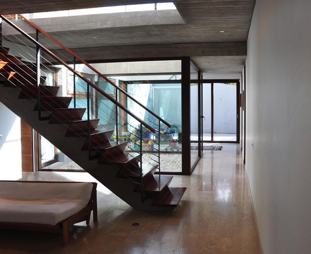 Casa el Monje - Juan Cristóbal Valenzuela y Eduardo Rivera, Arquitectura, diseño, casas