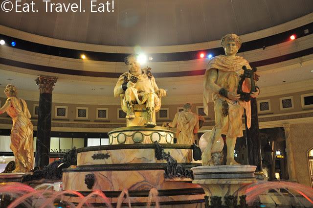3 Caesars Forum Shops