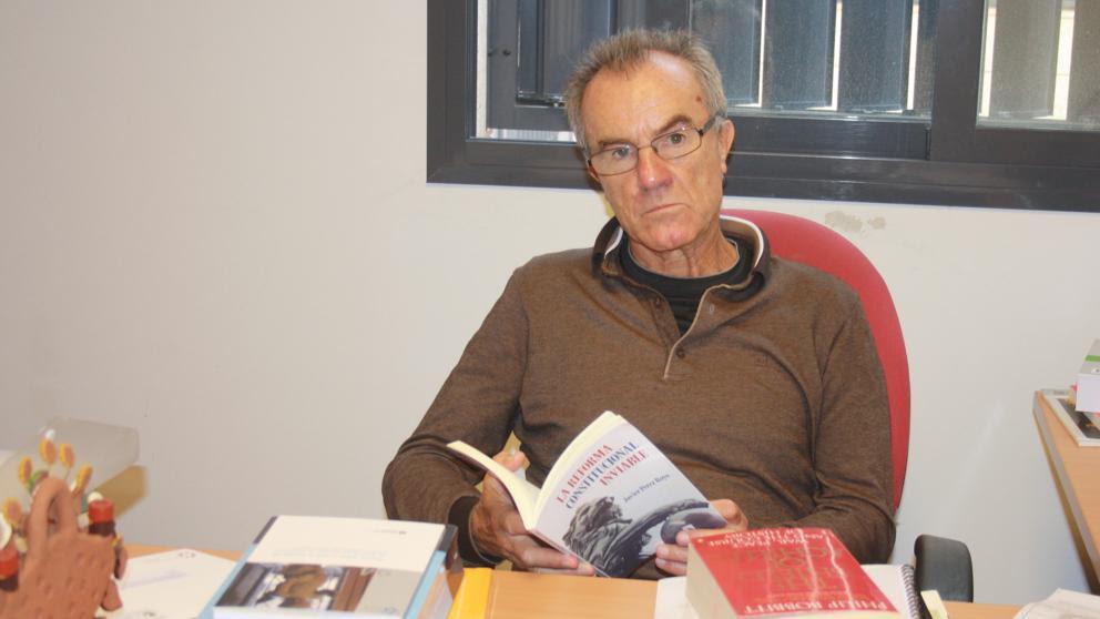 Resultado de imagen de Javier Pérez Royo.