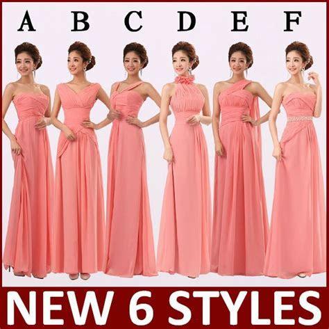 6 style watermelon bridesmaids bridal team maid of honor