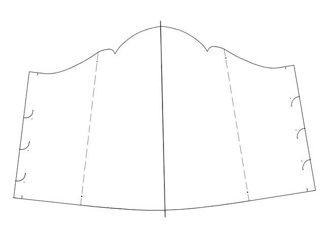 Pattern A3 size
