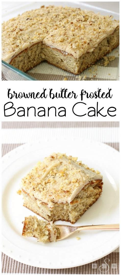 25  best Banana cake recipes ideas on Pinterest