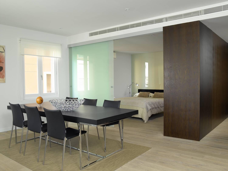 Loft JM Zaragoza - Margén Arquitectos,arquitectura, Casas, Interiores