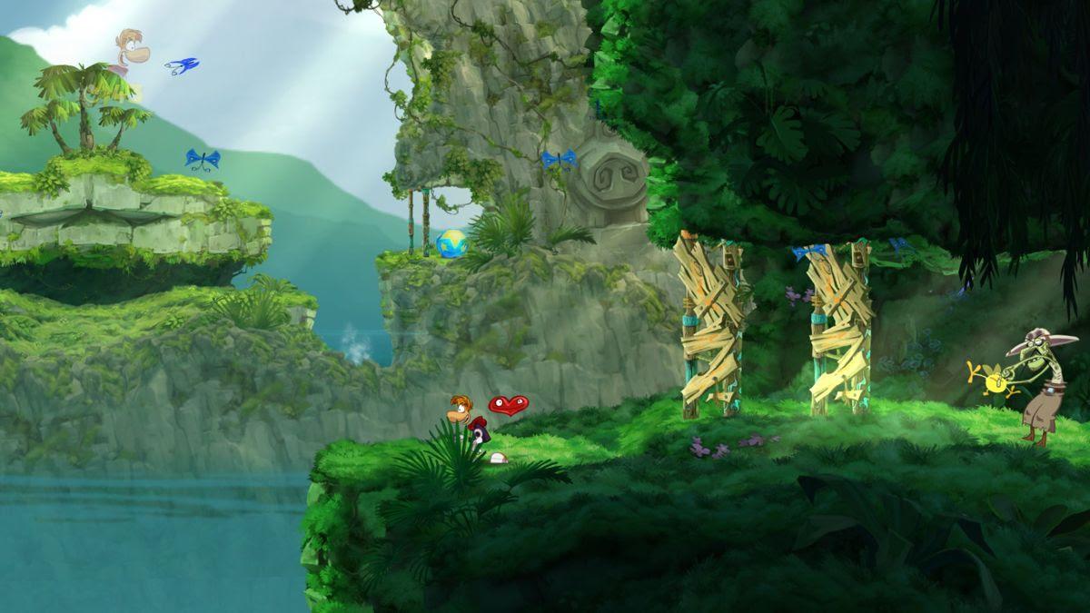 Download Game PC Rayman Origins ~ PCGamesMACOS