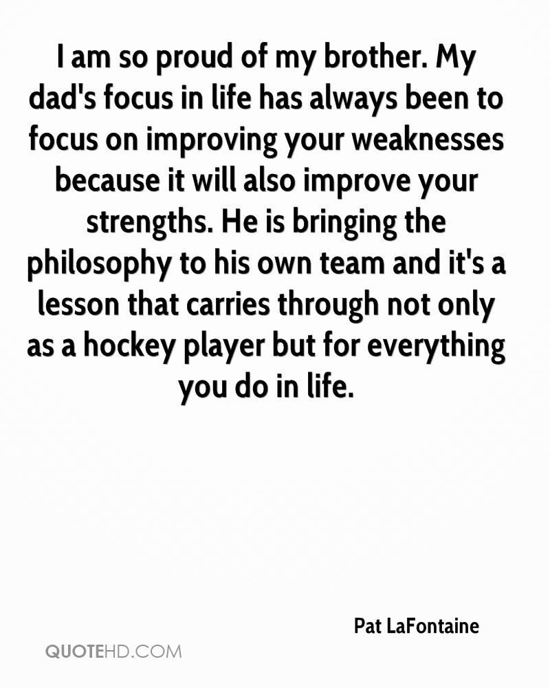 Pat Lafontaine Quotes Quotehd