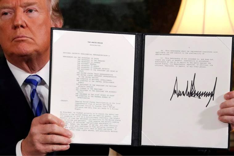 Donald Trump withdraws US from Iran nuclear deal: All you need to know