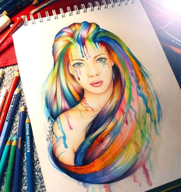 color pencil drawing Examples (27)