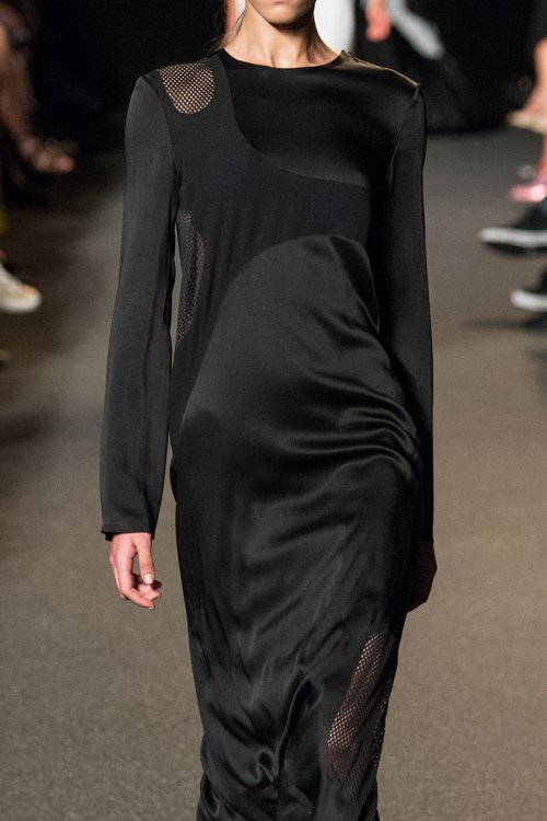 chateau-de-luxe:  givenchyrunway:  Alexander Wang Spring/Summer 2015  chateau-de-luxe.tumblr.com