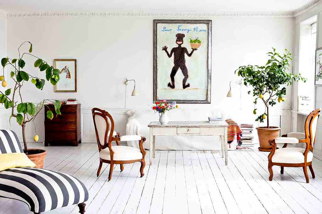 Style Interiors: Einrichtung im Vintage- und Landhausstil ...