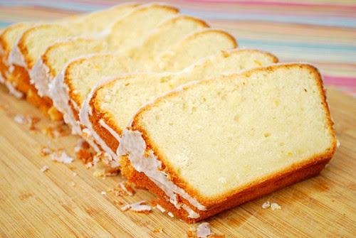 Sour Cream & Meyer Lemon Pound Cake