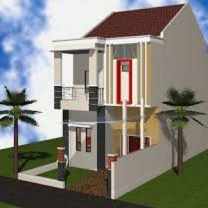 Mantap ! Ini Dia Gambar Rumah Minimalis 2 Lantai Type 21 ...