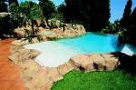 Pools. Delightful Pool Landscaping Design Pool Swimming Pool ...