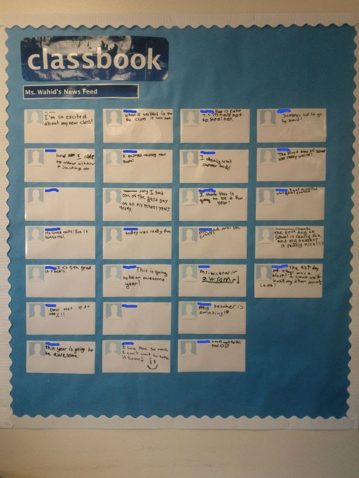 Looooove this! Daily status board, using laminated 3x5 cards. This could be used for exit tickets too!