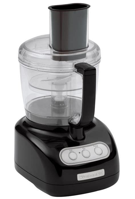 kitchenaid  cup food processor black appliances
