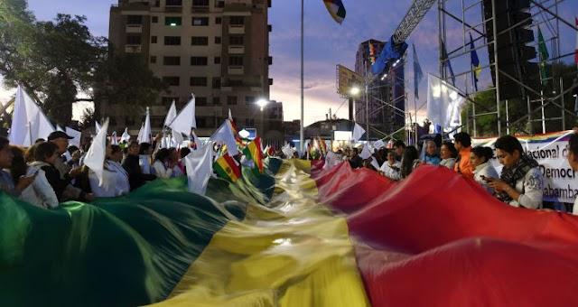 """Así es el mapa de poder que """"construyó"""" el cambio del Gobierno en Bolivia"""