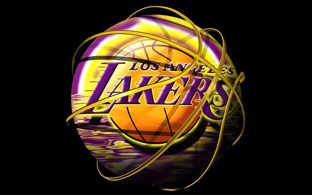 LA Lakers NBA logo Wallpaper | NBA Basketball Logo ...