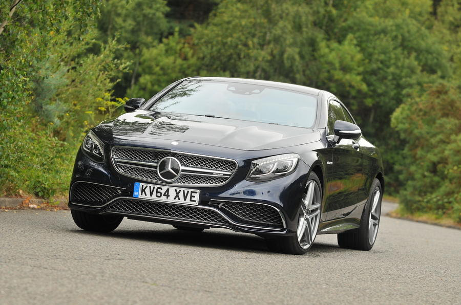 2015 Mercedes-Benz S65 AMG Coupe UK review review | Autocar