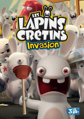 Les lapins crétins: Invasion - Season Lapins crétins