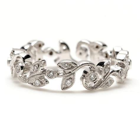 Greenwich Jewelers   Beverley K Vine White Gold Diamond