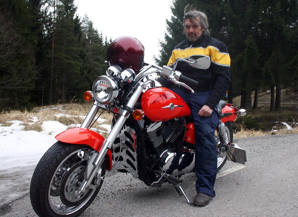 Vulcan Rider
